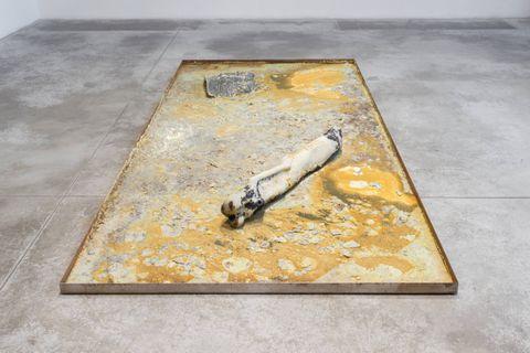Les sculptures d'Isabelle Andriessen : dystopie et bactéries