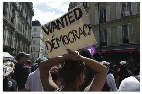 """Ceci n'est pas une """"dictature sanitaire"""""""