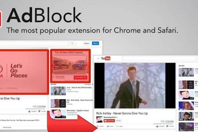 Voilà que les Ad-blockers s'adonnent à la pub !
