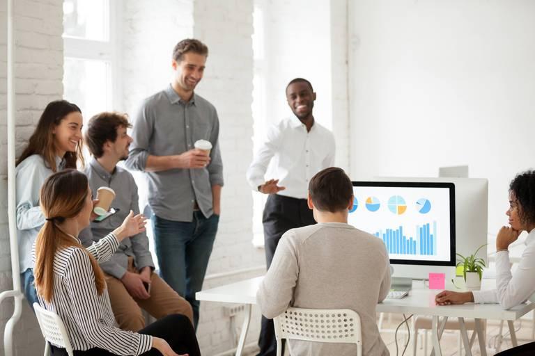 Comment créer un environnement de travail positif ?
