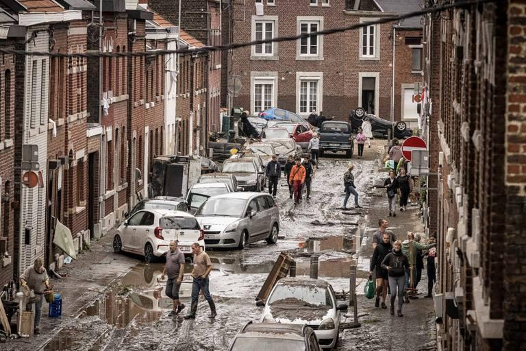 Liège : lancement du dispositif relatif à l'avance de fonds pour les sinistrés