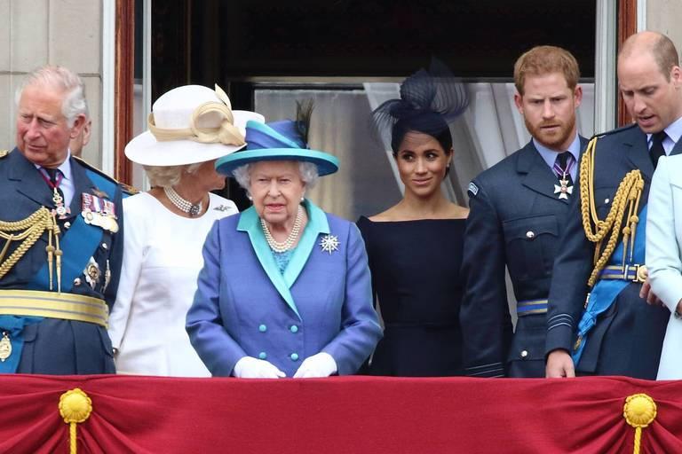 La biographie d'Harry, too much pour Elizabeth II ?