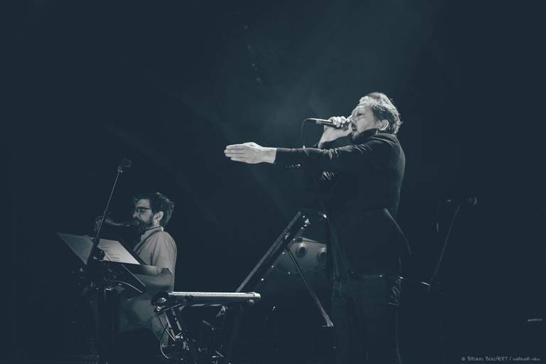 Tom Barman et TaxiWars mettent le feu au Gent Jazz Festival