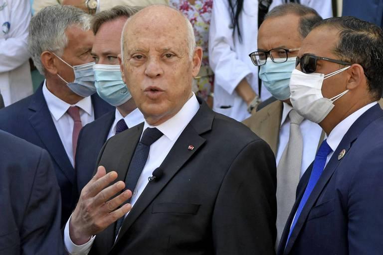"""Les États-Unis exhortent la Tunisie à reprendre la """"voie démocratique"""""""