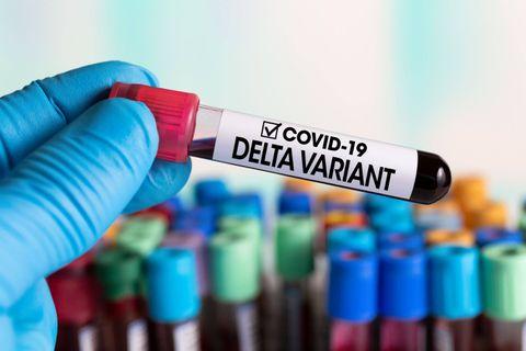 Coronavirus: le variant Delta double le risque d'hospitalisation, selon une étude
