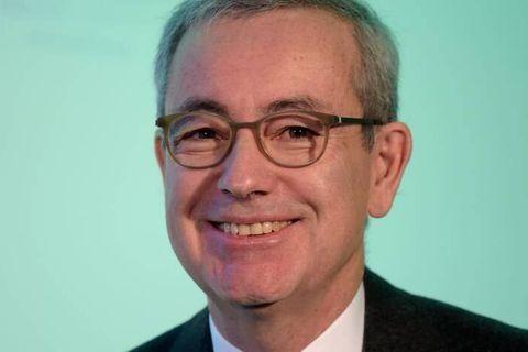 Le président du conseil d'administration, Jean-Pierre Clamadieu,