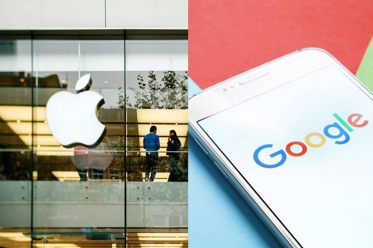"""Moscou accuse Google et Apple d'""""ingérence électorale"""""""