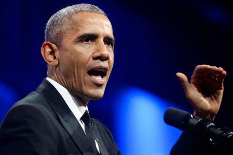 """Obama: """"Trouver un moyen d'accueillir les réfugiés fait partie de ce qui nous rend américains"""""""