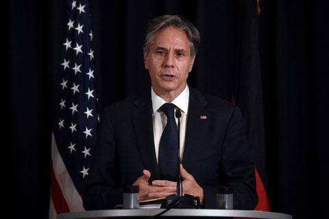"""Blinken: les talibans devront """"gagner"""" leur légitimité auprès de la communauté internationale"""