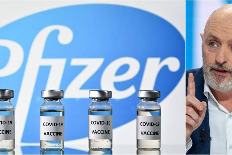 """Rendre les vaccins anti-Covid obligatoires en Belgique? """"Je plaide pour une stratégie en deux temps"""""""