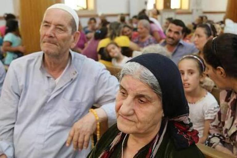 Des milliers de chrétiens attendent de pouvoir quitter l'Irak