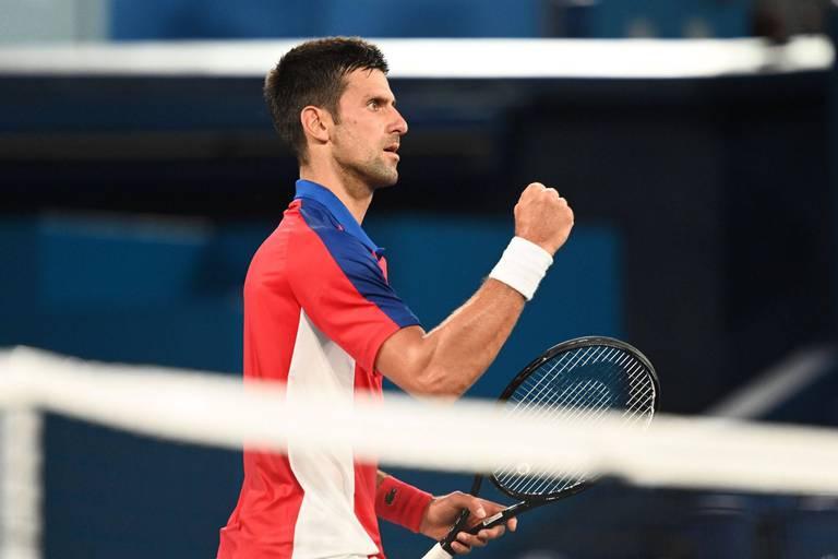 "A contre-courant, Djokovic aborde le sujet de la pression : ""Elle est un privilège"""