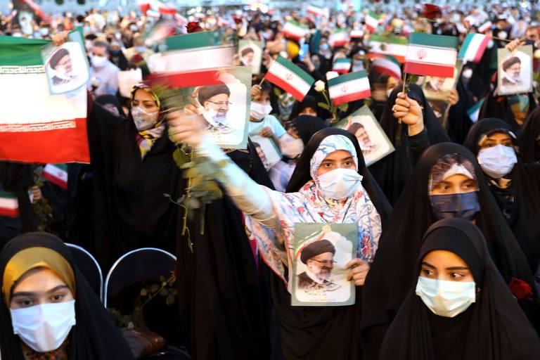 Ebrahim Raïssi vainqueur d'une présidentielle iranienne à faible participation