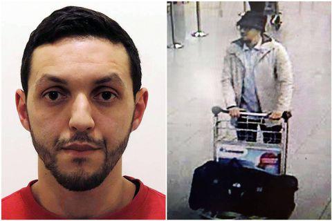 """Mohamed Abrini, """"l'homme au chapeau"""", terroriste """"à l'insu de son plein gré"""""""