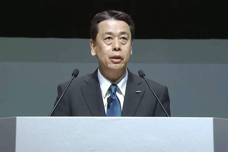 """Le patron de Nissan au procès d'un ancien collaborateur de Ghosn : """"Nous essayions seulement de jouer des mélodies qui plaisaient à notre chef"""""""