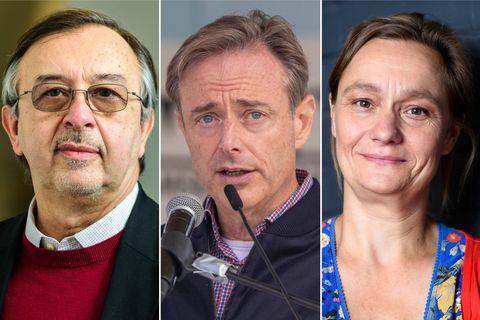 """Les propos des politiciens flamands ne passent pas du côté des experts: """"On fait la même erreur qu'il y a un an en disant ça"""""""