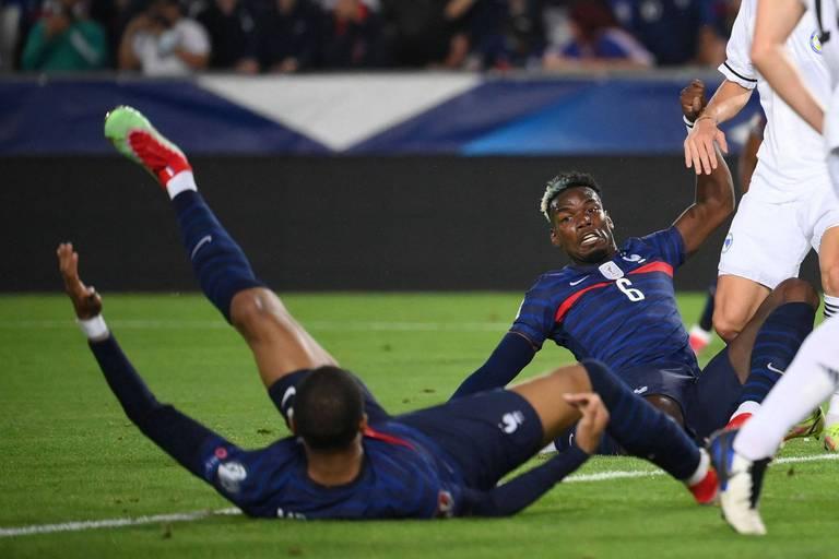 Qualifs Mondial-2022: les Bleus accrochés par la Bosnie