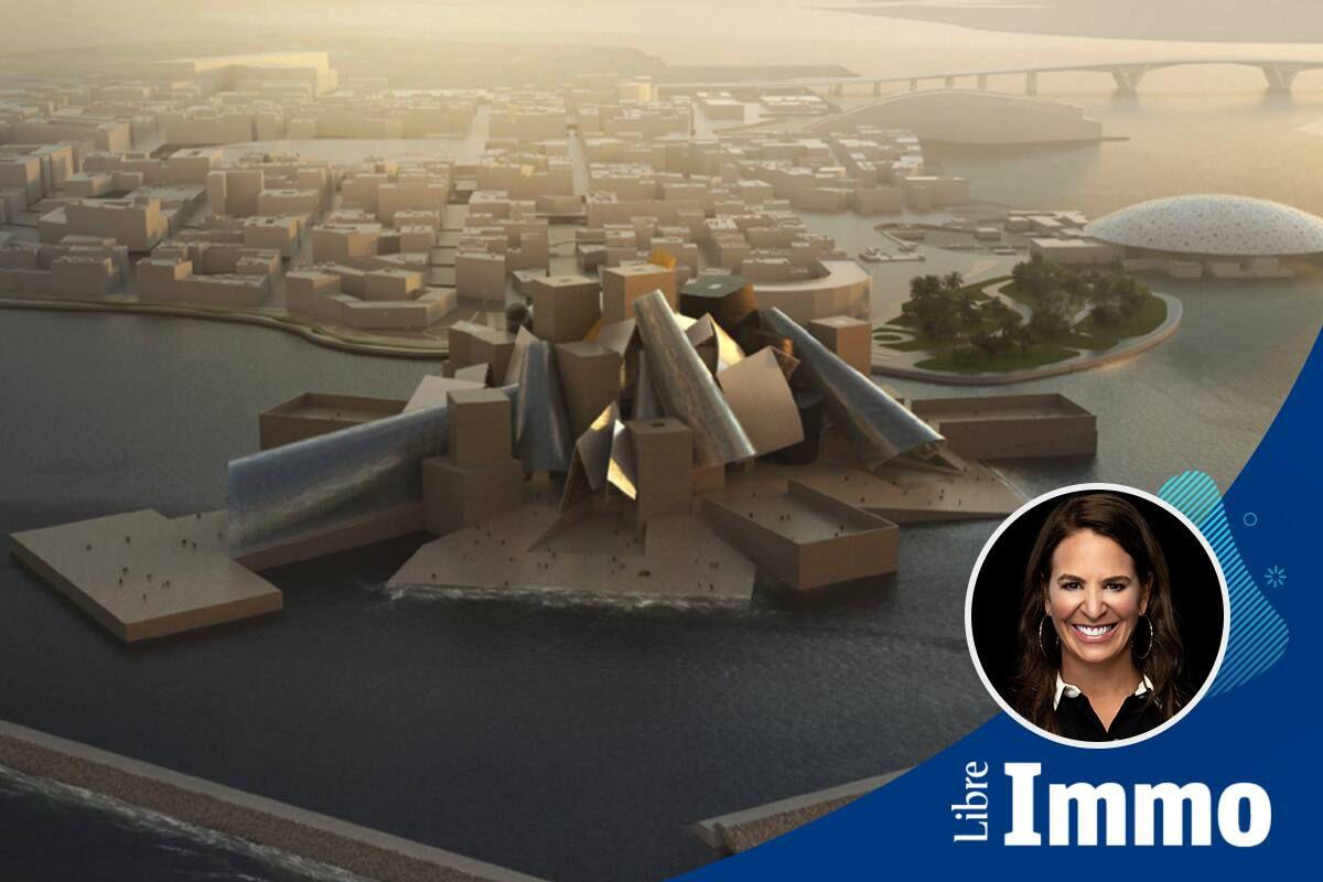 Une architecte belge va superviser la construction du musée Guggenheim d'Abu Dhabi