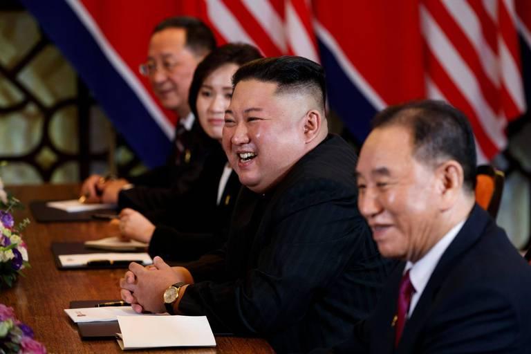 """La Corée du Nord met en garde les États-Unis et la Corée du Sud : """"Ils considèrent notre État comme un ennemi"""""""