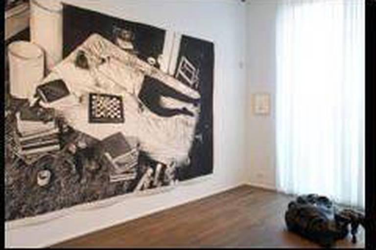 Art Brussels: le bonheur est dans la maison