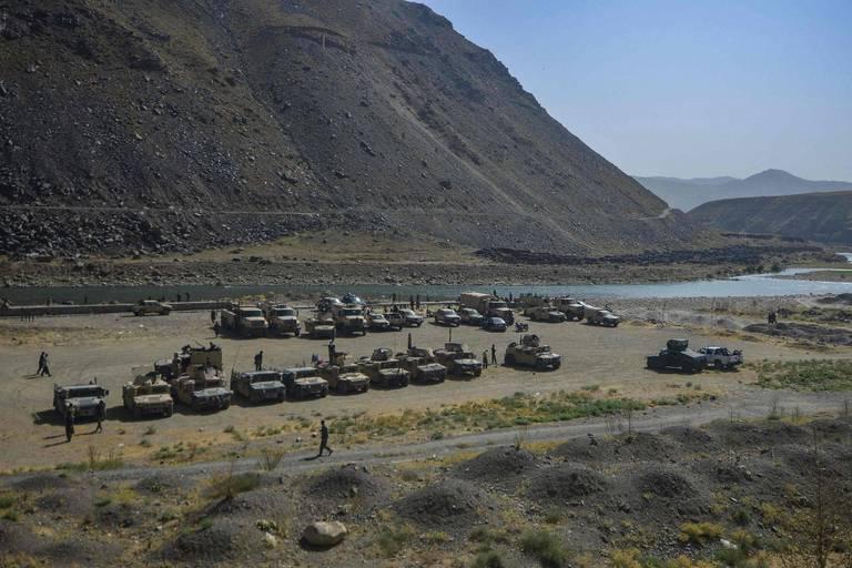 Les talibans annoncent une offensive contre la vallée du Panchir