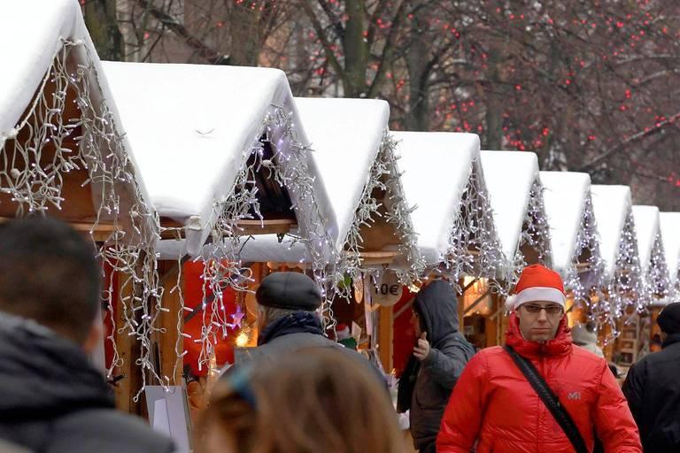 """Vous ne pouvez désormais plus parler de """"marché de Noël"""" à Bruges"""