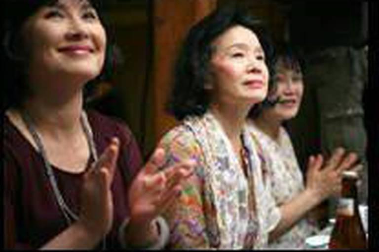 Lee Changdong et sa merveilleuse Yun Junghee