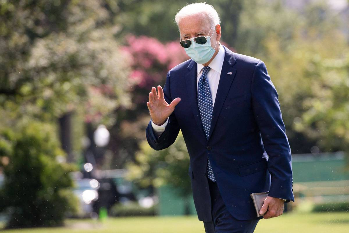 Joe Biden aurait pu pavoiser à l'Onu