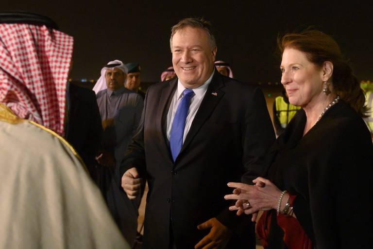 """Mike Pompeo en Arabie saoudite pour avoir """"tous les faits"""" de l'affaire Khashoggi"""