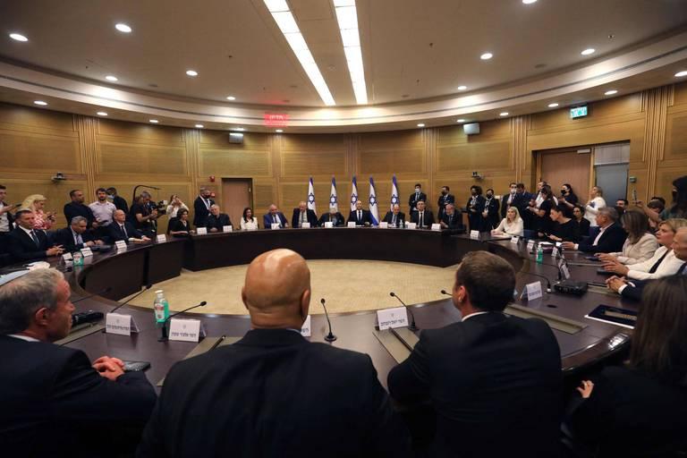 Israël : la gauche veut remettre l'apartheid au menu