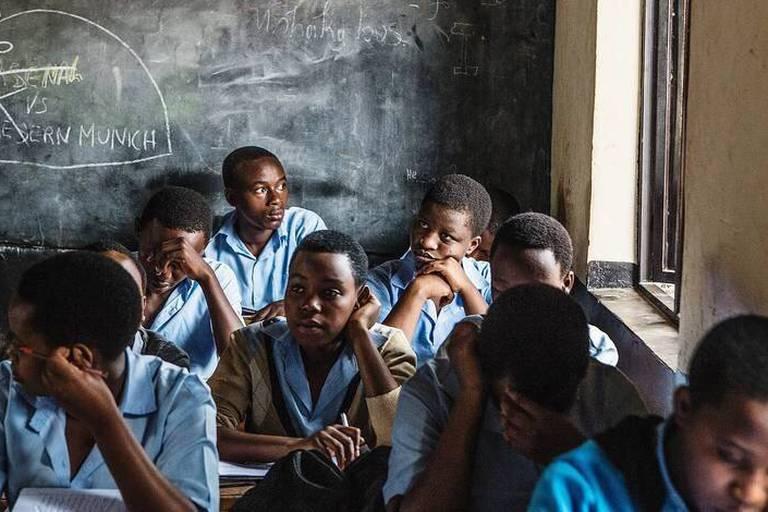 Ecole Rwanda Genocide 20 ans après.
