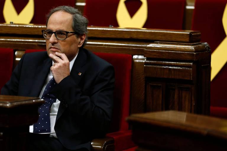 Feu vert de Madrid au nouveau gouvernement de la Catalogne qui ne sera bientôt plus sous tutelle