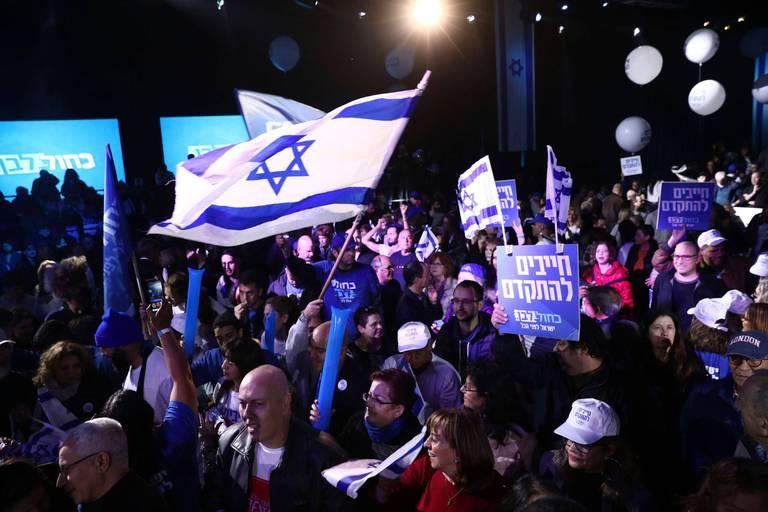 Lassés, les Israéliens iront quand même voter