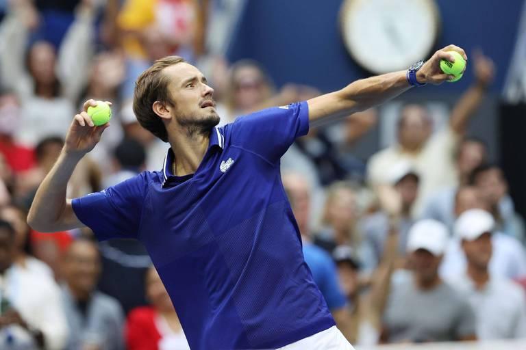 US Open: Daniil Medvedev qualifié pour sa deuxième finale