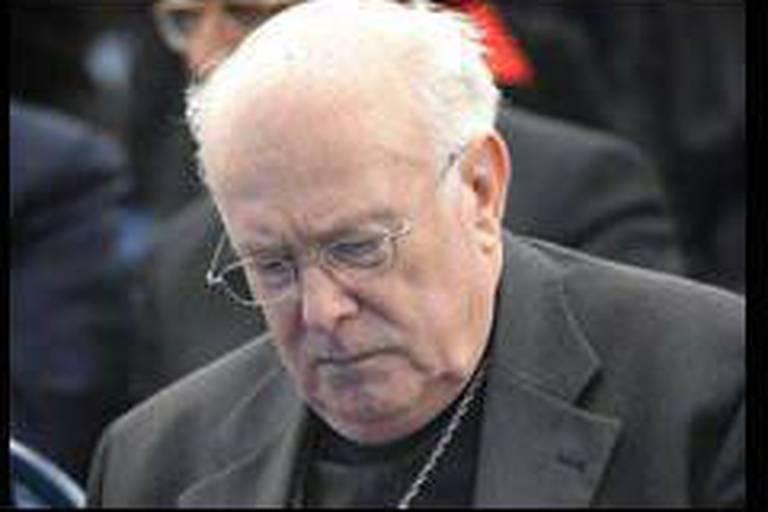 Le cardinal Danneels n'est pas opposé au mariage homosexuel