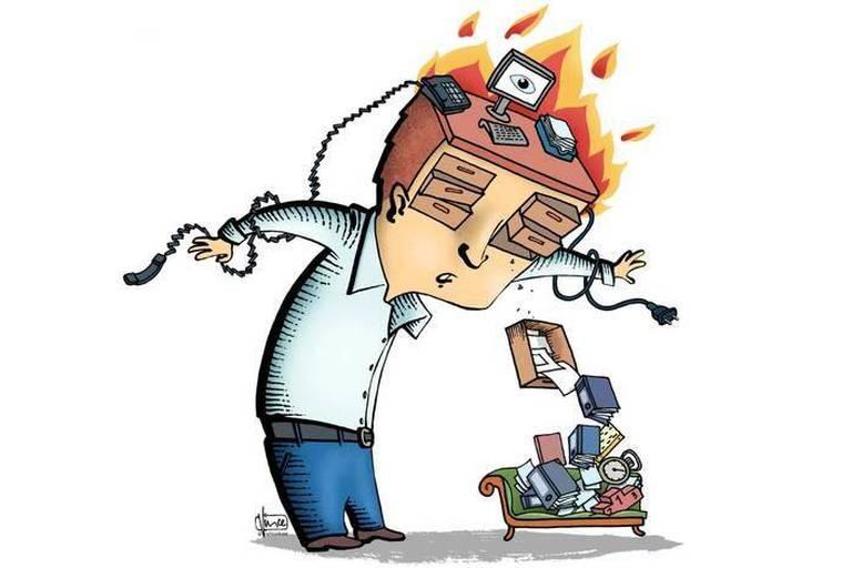 Le burn-out, signe de bonne santé mentale?