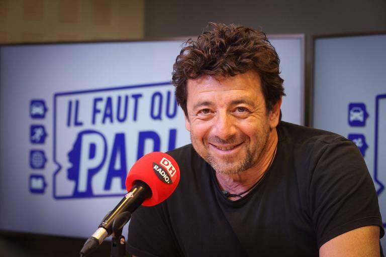 """Patrick Bruel sur DH Radio : """"Je n'ai pas voulu laisser cette crise me voler mon temps"""""""