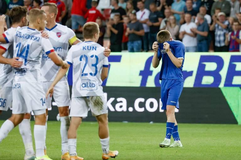 Conference League : La Gantoise s'incline en Pologne contre Rakow en barrage aller, l'Antwerp prend une claque à Nicosie