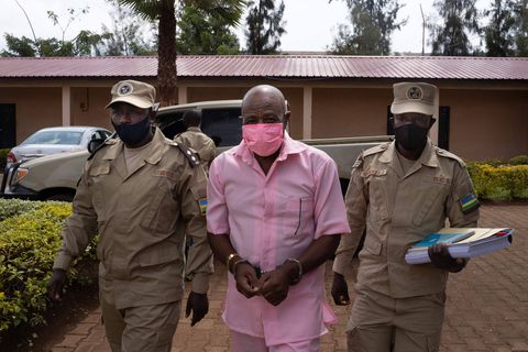"""Affaire Paul Rusesabagina: verdict vendredi dans le procès du héros de """"Hotel Rwanda"""""""