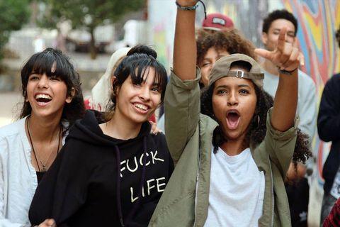 """""""Haut et fort"""": le cri de révolte de la jeunesse marocaine"""
