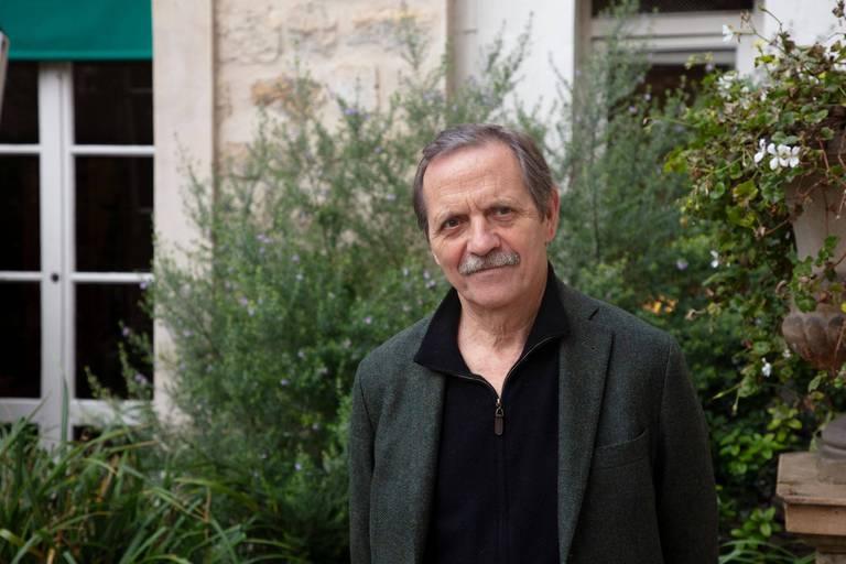Jean-Marie Laclavetine construit pour sa sœur une forêt d'amitié