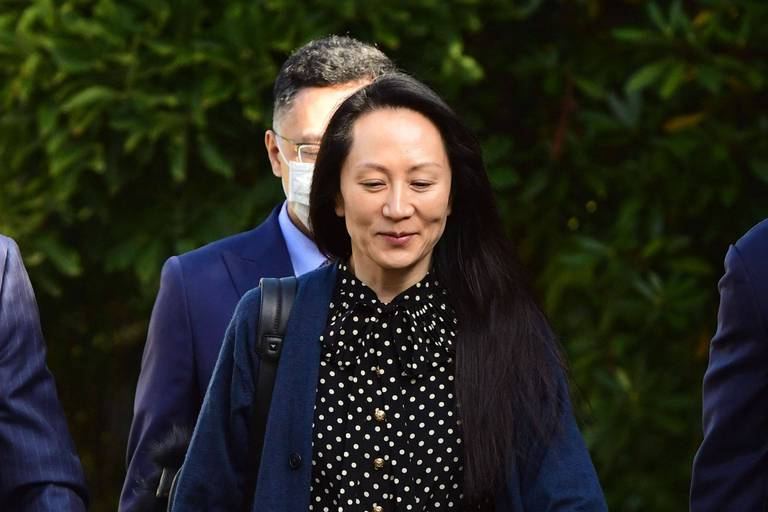 Une juge canadienne remet en liberté la dirigeante de Huawei Meng Wanzhou