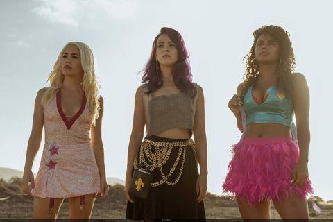 """""""Sky Rojo"""": la cavale (sans issue) de trois filles de joie"""