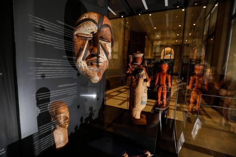L'AfricaMuseum: l'autre démission N-VA