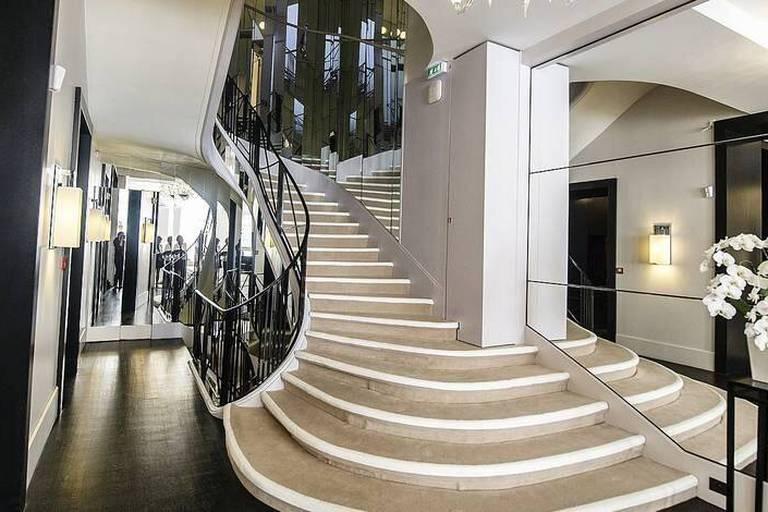 Appartement de Gabrielle Chanel de la rue Cambon a Paris