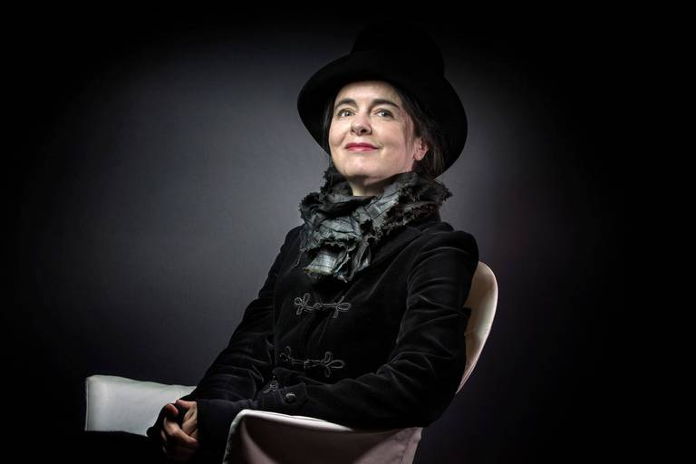 Amélie Nothomb célèbre la force du roman