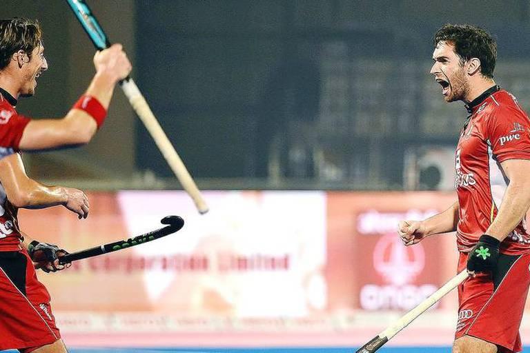 """Vincent Vanasch préface le quart de finale face à l'Inde: """"Nous sommes des warriors"""""""