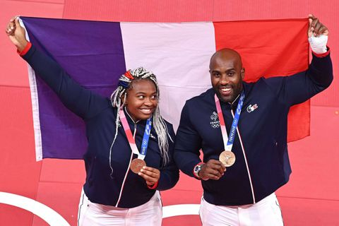 """Teddy Riner passe à côté du triplé olympique: """"Je n'ai pas de regrets"""""""