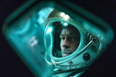 """""""Ad Astra"""": Brad Pitt en quête de son père dans une épopée spatiale"""