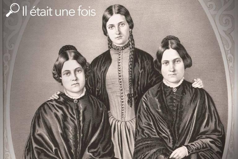 Des bruits incessants, un assassinat et un mystérieux visiteur: une nuit cauchemardesque a permis aux sœurs Fox de devenir des stars et de marquer l'Histoire